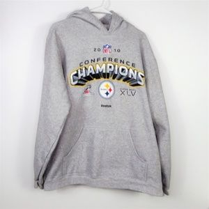 quality design f2ab1 9ebc8 Men Reebok Nfl Hoodies on Poshmark